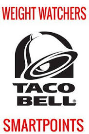 taco bell smartpoints weight watchers restaurant points weight watchers meals weigh watchers weight