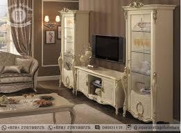 foto furniture. Classic Cabinet TV CC-020 Luxury Furniture, Almari Hias, Tv Set Foto Furniture
