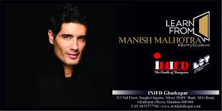 Ace Bollywood fashion icon Manish Malhotra is all set to share his knowledge and expertise with students by being their mentor. He has joined hands with INIFD and London School of Trends (LST) to impart specialized fashion, education, and training online