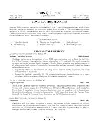 Quality Control Resume Examples Resume For Study