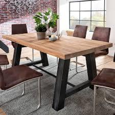 Moderne Esstische Massivholz Esstisch Aus Holz Wohnkultur Moderner