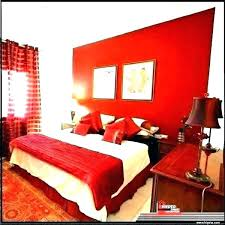 Red And Black Bedroom Decorating Ideas Red And Black Bedroom White ...