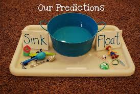 Image result for floating and sinking activity for eyfs