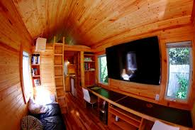 Vagavond Tiny House Tour By Wood  Saw YouTube - Tiny house on wheels interior