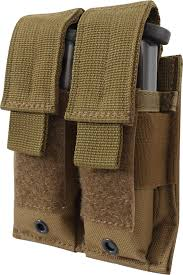 Magazine Holder Template Double Pistol Magazine Holder Military MOLLE Pouch EBay 35