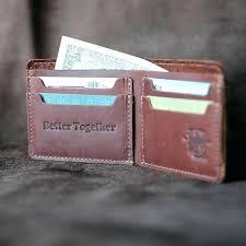 bifold leather wallet pattern free