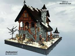 Collect this idea lego lord of the rings (8)