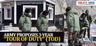 army proposes 3 year tour of duty for