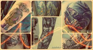 значение тату эльф смысл история эскизы рисунков татуировки