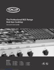 dcs rgs 366 manuals dcs rgs 366 use and care manual