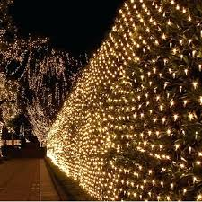 net string lights led light waterproof outdoor decorative holiday mesh party