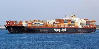 El transatlántico era demasiado grande para navegar por el estrecho canal. Feuer Auf Dem Atlantik Containerschiff Brennt