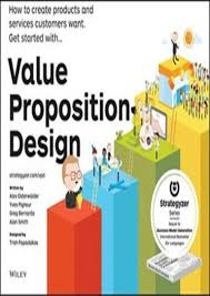 Value Proposition Design Book Pdf Download Pdf Download Free Ebook Value Proposition Design How To