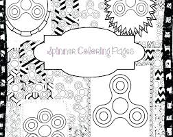 Fidget Spinner Coloring Pages Free Batman Games Plus Related Post