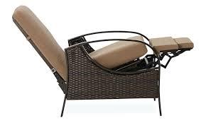 reclining patio furniture reclining outdoor chair australia