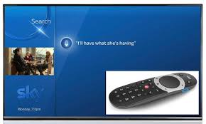 Sky Q Remote Not Working No Red Light Sky Q Adds Voice Control To Its Remote Daily Mail Online