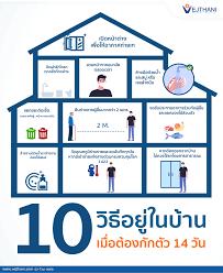 10 วิธีอยู่ในบ้าน เมื่อต้อง กักตัว 14 วัน - Vejthani Hospital