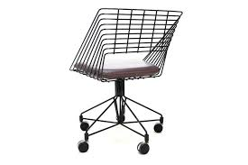 wire desk chair wirecutter office