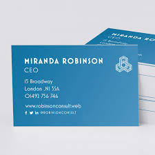 How To Create Business Cards 10 Golden Design Rules By Vistaprint