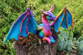 Add-On Dragon: Epic Extra Large Wings pattern by Megan ... - Ravelry