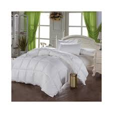 tutubird white goose down comforter duvet winter quilt blanket filler with 100 cotton cover twin full queen king size fast ship size 200x230cm 3600g