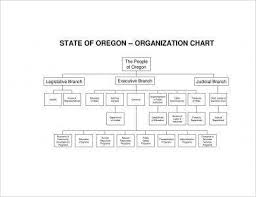 9 Organizational Flow Chart Templates And Examples Pdf