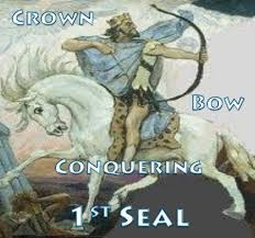 Image result for the first seal of revelation