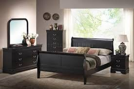 cheap mirrored bedroom furniture. bedroom exotic cheap black furniture set with sleigh bed and chest of drawers plus mirrored