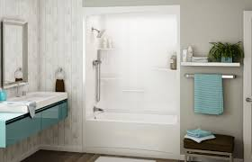 menards showers jacuzzi shower combo bathtub shower combo