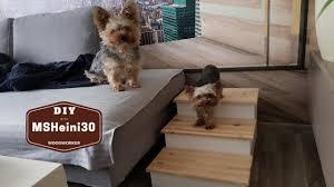 Welches material brauche ich zum bau einer hundetreppe? Diy Hundetreppe Bauen Fur Meine Yorkshire Terrier Dog Stairs For My Yorkshire Terrier Youtube