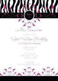 Teenage Party Invitation Templates Girl Birthday Party Invitations