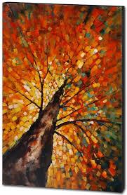 autumn rising contemporary abstract mercana art decor home furnishings