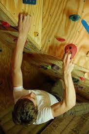 build a diy rock climbing wall in your
