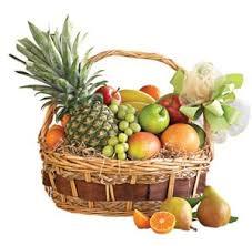 fruit basket. Simple Fruit In Fruit Basket I