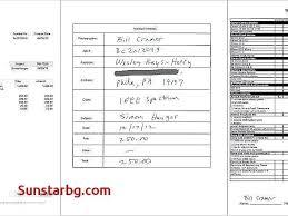 Billing Form Template Billing Form Template For Invoice Beautiful Consultant Excel