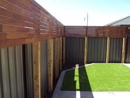backyard fences fence