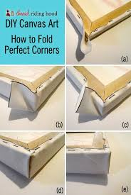 how to stretch canvas painting best 25 canvas frame ideas on diy canvas frame image