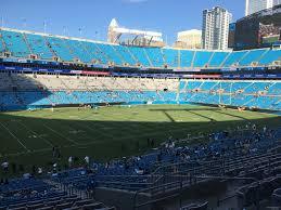 Bank Of America Stadium Section 348 Rateyourseats Com