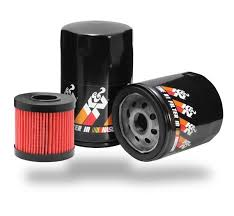 High Flow Oil Filters For Premium Performance K N