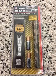 Светодиодный <b>фонарь</b>. Сделан в США. <b>Maglite Mini</b> - Хобби и ...