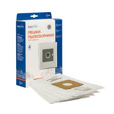 <b>Мешки</b>-пылесборники Euroclean синтетические 4 шт для ...