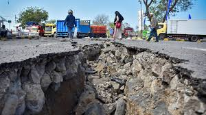 A powerful earthquake has rocked indonesia's sulawesi island, killing at least 42 people, with more feared dead as rescuers search for survivors. Ring Of Fire Why Indonesia Has So Many Earthquakes World News Sky News