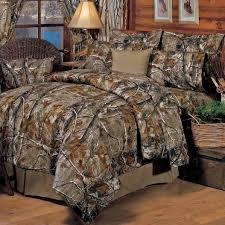 realtree bed set