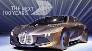 Futuristic Concepts Bmw Unveils Futuristic Concept Car