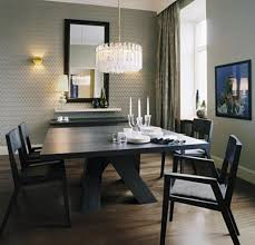 dining room modern crystal chandeliers kitchen table light lovely ceiling fixtures fixture