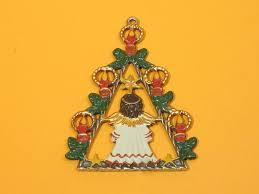Engel Im Baum Zinn Christbaumschmuck Weihnachtsschmuck Von