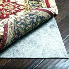 area rug pads for wood floors what kind of rugs are safe for hardwood floors rug