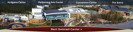Gwinnett Arena Seating Chart