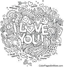 Heart Coloring Pages Pdf Coloring Source Kids