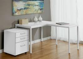 white corner desk. Simple Corner Image Of White Corner Desk With Hutch Storage For K